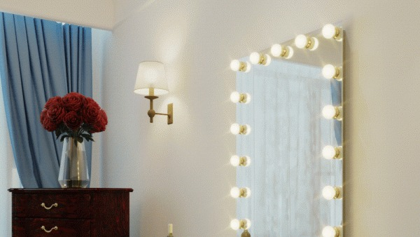 A must have mirror bedroom side