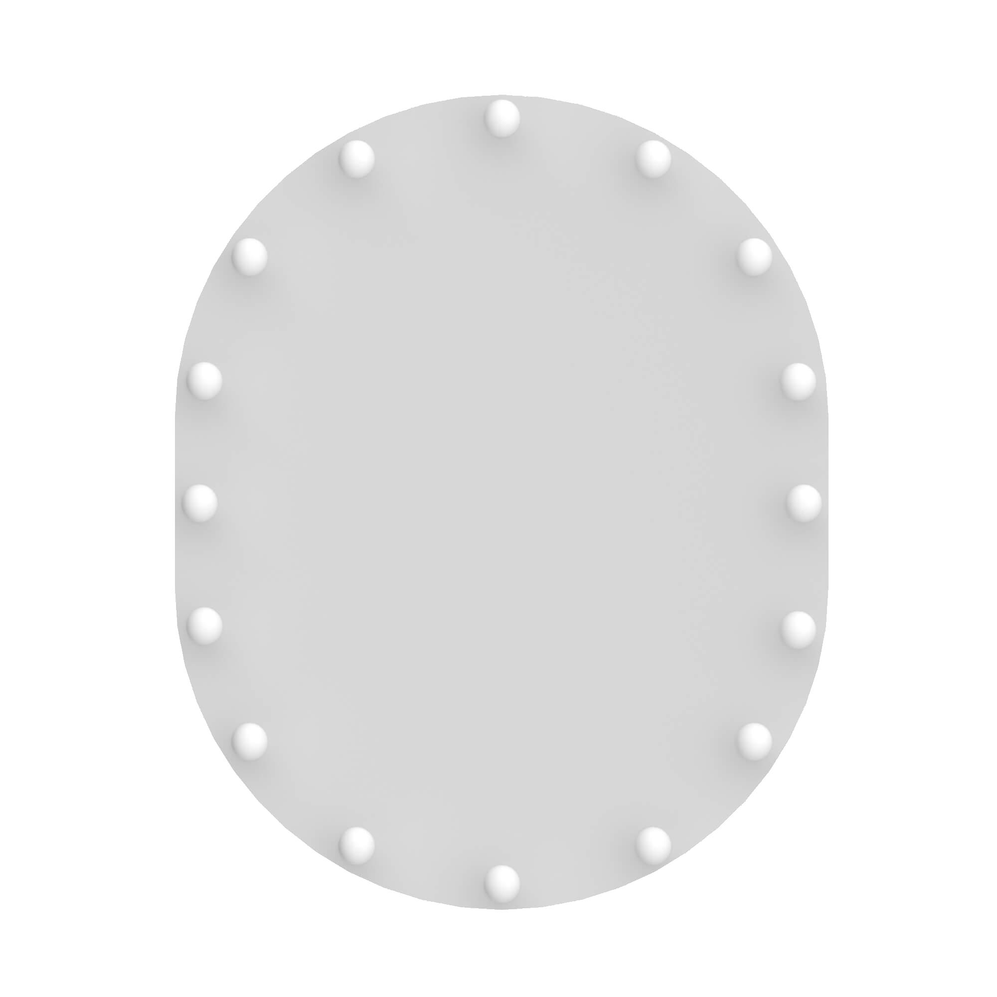 Model B (Oval)