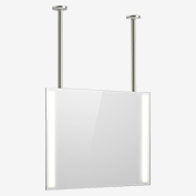 Stainless Steel Ceiling Mount (Round)