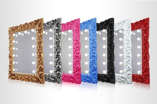 Mesmerising starburst mirror