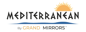 Mediterranean of Grand Mirrors Logo