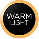 Warm light (3000K)