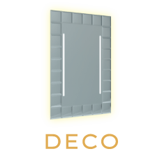 Deco Art Mirror Icon by Grand Mirrors