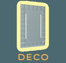 Deco Art Mirror Icon by Grand Mirrors