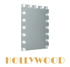 Hollywood Mirror Icon by Grand Mirrors