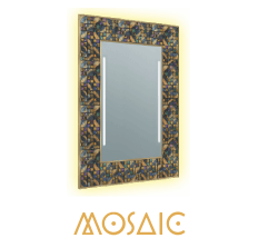 Evervue Mosaic Mirrors