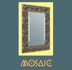 Evervue Mosaic Mirrors