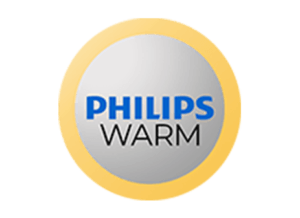Philips Warm Light (2700K)
