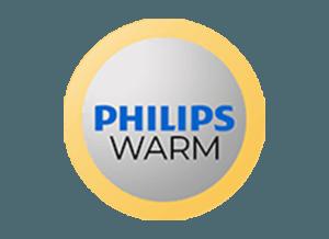 Philips Warm Light (2700K)
