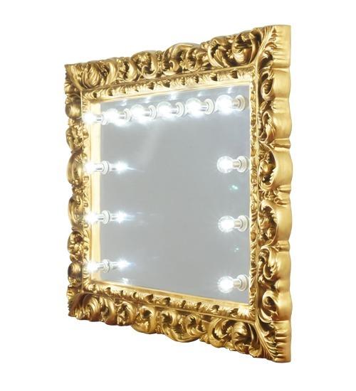 Shimmer shiny mirror