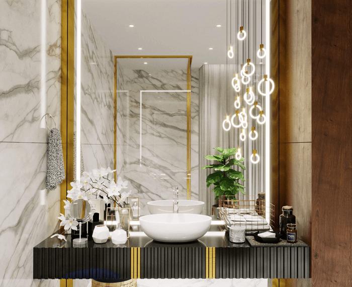 Grand Mirrors installed in Best Western
