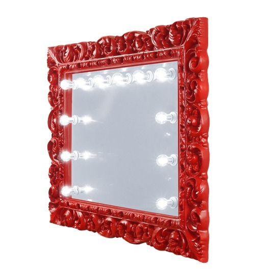 Moulin Rouge mirror