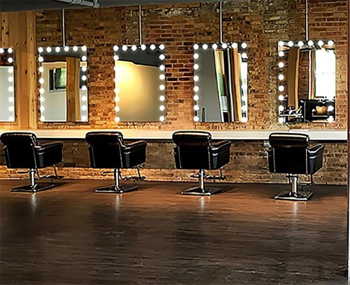 Image of beautiful mirror