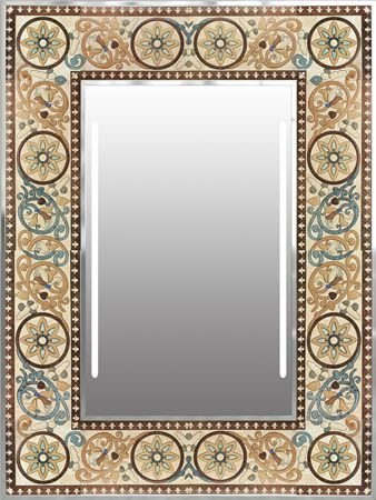 Mirror in a circus