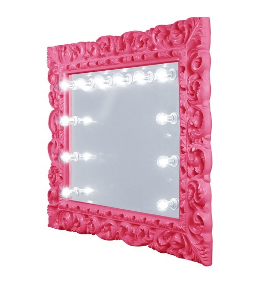 Turn to life barbie mirror